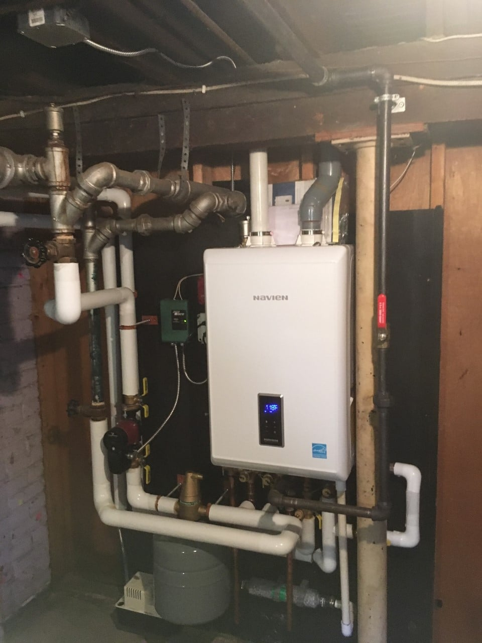 Navien Water Heater Repair and Installation