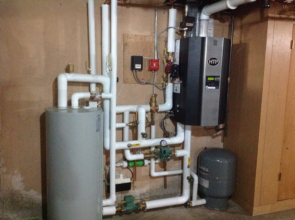 Milford oil to Gas Conversion